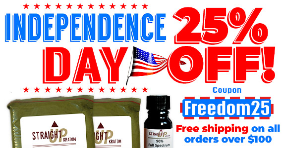 Independants Day Sale Coupon freedom25 for 25% OFF