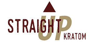 Straight Up Kratom logo