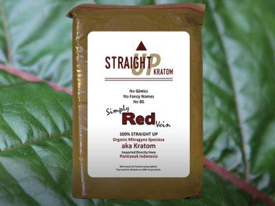 straightupkratom red