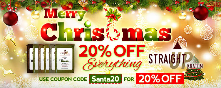 Christmas Sale: Coupon code Santa20 for 20% off site-wide