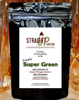 super green product pic